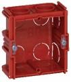 Boite d'encastrement maçonnerie 1 poste Batibox Prof 60 mm