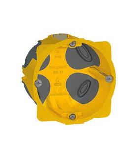 Boite cloison sèche 1 poste Batibox Energy Prof 50 mm