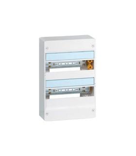 Tableau modulaire Legrand 26 modules, 2 rangée Lexic