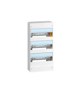 Tableau modulaire Legrand 39 modules, 3 rangée Lexic