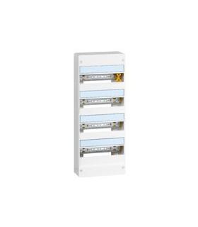 Tableau modulaire Legrand 52 modules, 4 rangée Lexic