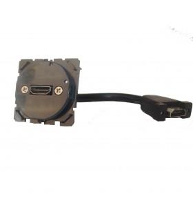 Prise murale HDMI pré-connectorisée