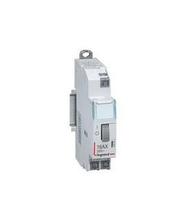 Télérupteur unipôlaire 16 A - 250 V bornes auto