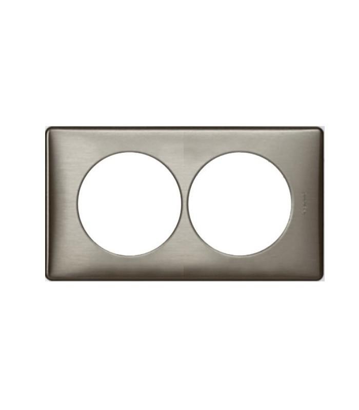 plaque legrand c/éliane 1 poste tungst/ène