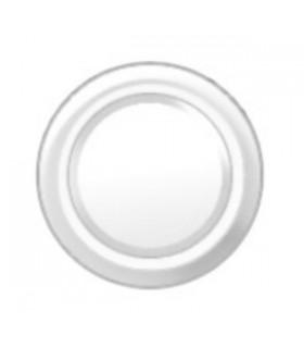 Enjoliveur Blanc pour lampe autonome