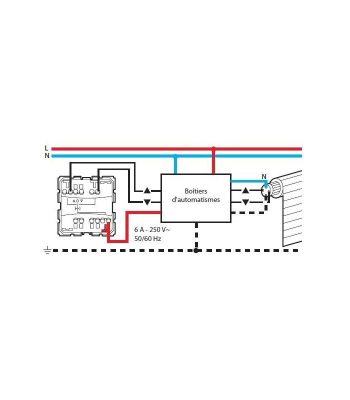 poussoir d u0026 39 automatisme motorisation m u00e9canisme c u00e9liane seul 67602