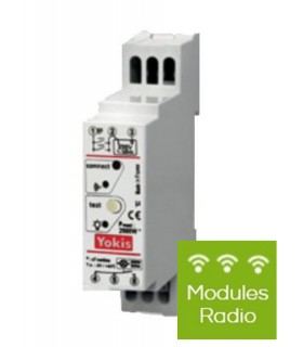 Télérupteur modulaire récepteur radio MTR2000MRP