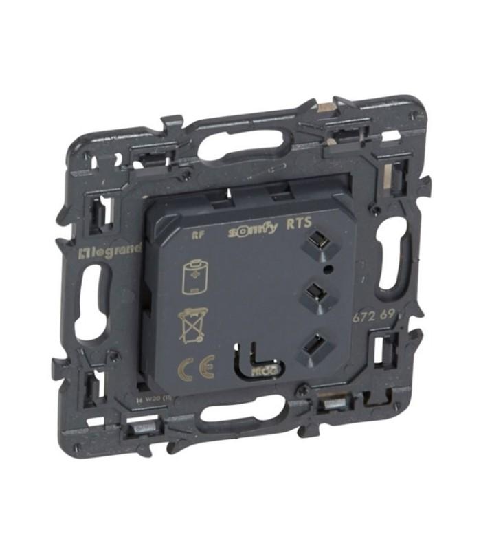 inter volet roulant protocole somfy 67269 interrupteur. Black Bedroom Furniture Sets. Home Design Ideas