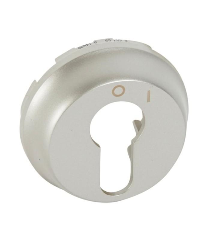 Interrupteur à clé 2 positions Céliane Legrand 67009