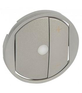 Enjoliveur Titane pour variateur télécommandé
