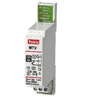 Télévariateur modulaire pour tableau MTV500M