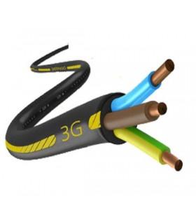 Câble 3G1,5 - 1 Rouleau de 25 mètres