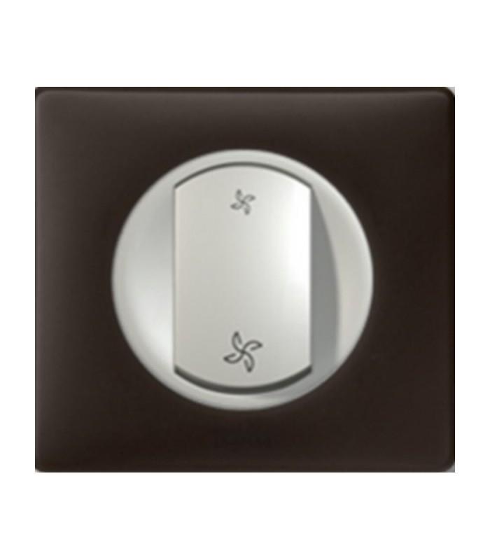 interrupteur vmc 2 vitesses basalte nc1901 interrupteur c liane legrand legrand elec plus. Black Bedroom Furniture Sets. Home Design Ideas