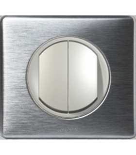 Double Inter VV Céliane Aluminium
