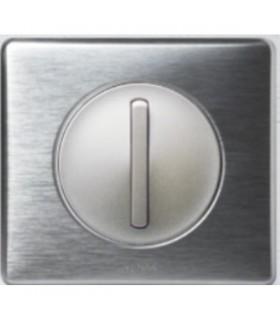 Poussoir doigt étroit Aluminium