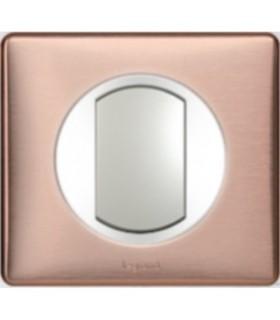 Va et Vient à couronne lumineuse Témoin ou lumineux Copper