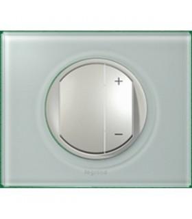 Variateur 400 Watt, peut faire varier les LEDs, Verre Kaolin