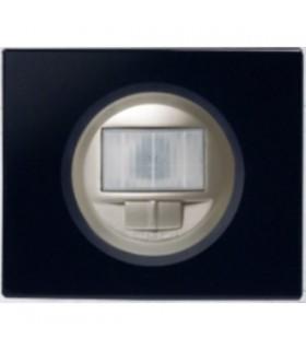 Interrupteur Automatique sans neutre 250 W. Verre Noir
