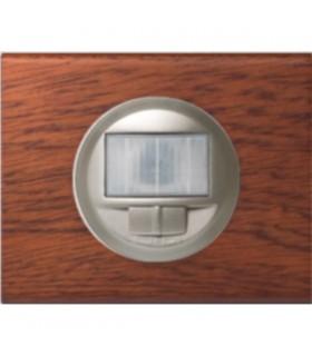 Interrupteur Automatique sans neutre 250 W. Acajou