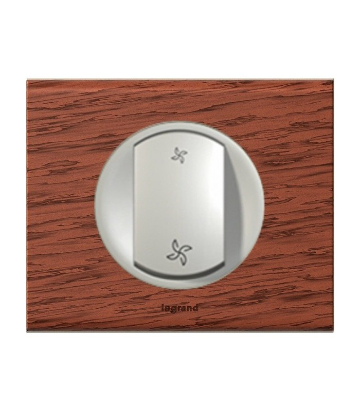 commande vmc 2 vitesses acajou nc1929 interrupteur c liane legrand legrand elec plus simple. Black Bedroom Furniture Sets. Home Design Ideas