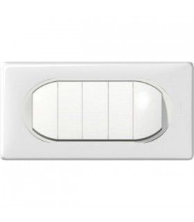 Ensemble compact 5 interrupteurs