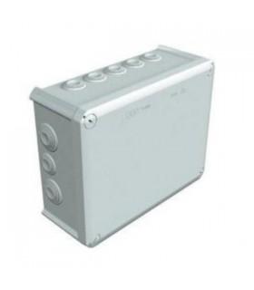 Boîte dérivation étanche, IP66, 245 X 190 X 95 mm.