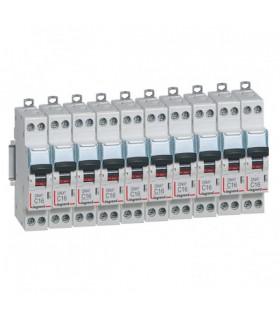 1 Boîte de 10 disjoncteurs Legrand 16 A