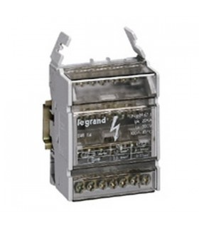 Répartiteur modulaire 40 A Bipôlaire