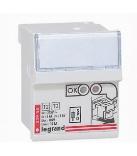 Cassette de rechange pour parafoudre 12 kA