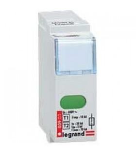 Cassette de rechange pour parafoudre 15 kA