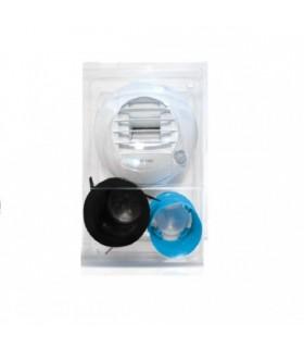 Bouche salle de bains - WC  hygrorégulée 10/40 m3/h avec détection de présence