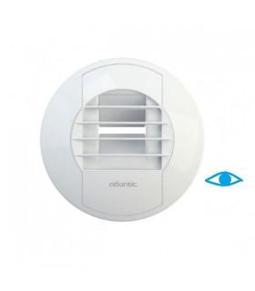 Bouche WC débit fixe 5m3/h et complémentaire 30 m3/h Détecteur de présence