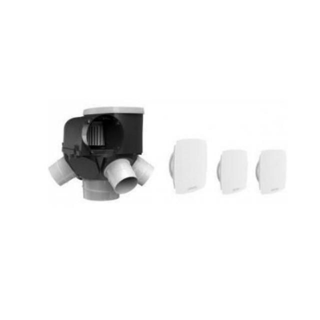 kit vmc simple flux autocosy a412288 atlantic elec. Black Bedroom Furniture Sets. Home Design Ideas
