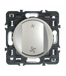 Interrupteur VMC Céliane Titane (vis)