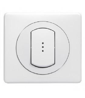 Interrupteur à voyant lumineux Céliane étanche IP 44