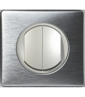 Poussoir + Va et Vient Aluminium