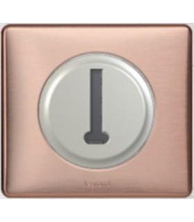 Prise téléphone PTT Céliane complet Copper