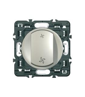 Interrupteur VMC Céliane Titane (Griffes)