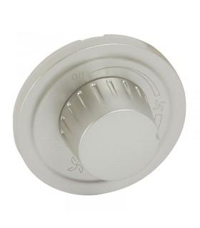 Enjoliveur Titane variateur ventilation