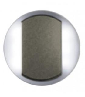 Enjoliveur Graphite p. Interrupteur couronne lumineuse