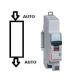 Disjoncteur Legrand 20 A Courbe D Phase + Neutre, Auto - Auto