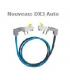 Cordons de repiquage DX3 Phase / Neutre