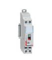 Contacteur avec commande manuelle Bipôlaire 2 F, bobine 230 V, 25 A