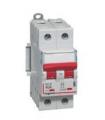 Interrupteur sectionneur de tête 400 V 2 pôles, 40 A