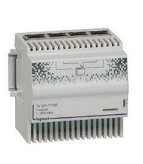 Répartiteur sur RJ45 TV / TNT/ Câble opérateur
