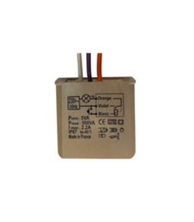 Micro module télérupteur. MTR500E