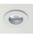 Kit spot LED encastré étanche salle de bains Blanc