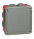 Boite étanche carrée 105 x 105 x 55 Plexo ERP