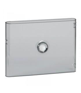 Porte coffret Drivia 18 transparente 1 rangée