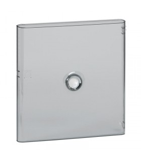 Porte coffret Drivia 18 transparente 2 rangées